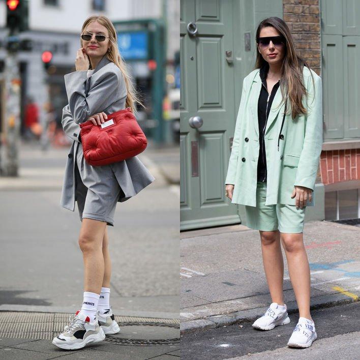 穿得舒适又显瘦!6个超显腿长、显瘦的运动鞋穿搭技巧