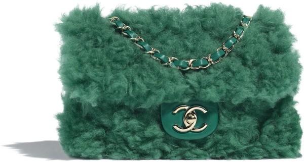 10款宝石绿包款推荐 神秘深邃气质让人一见钟情