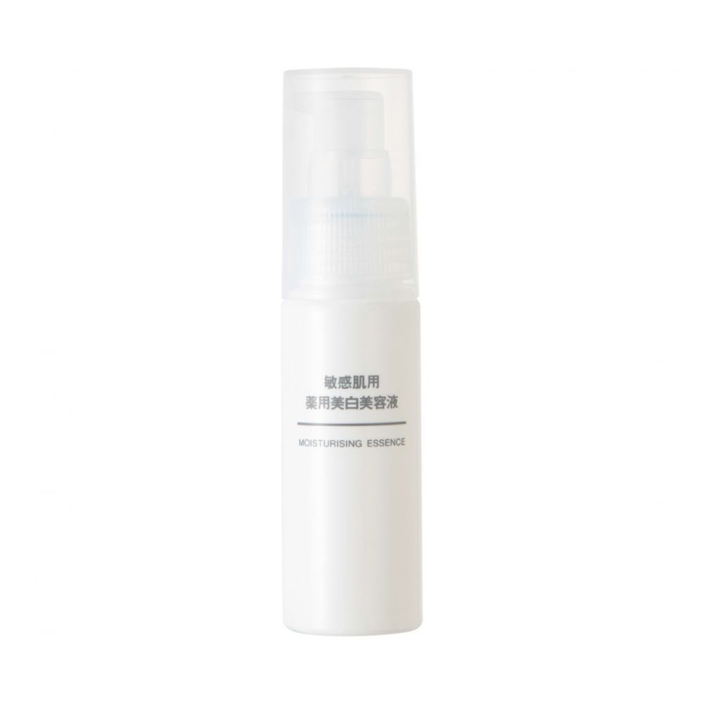 5大MUJI暢銷平價護膚品!化妝水/乳液/美白精華,敏感肌適用!