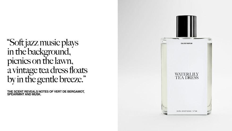 Jo Malone联乘ZARA平价香水系列,8款柔和气质香调!