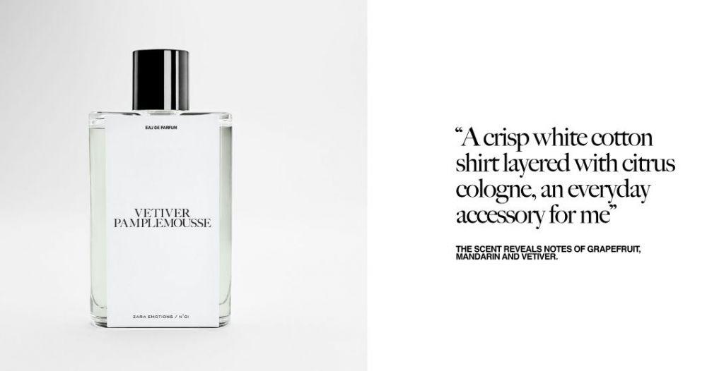 Jo Malone聯乘ZARA平價香水系列,8款柔和氣質香調!