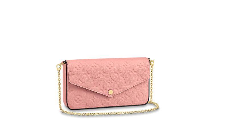精選7款夏日嫩粉色迷你手袋,瞬間提升約會好感度!