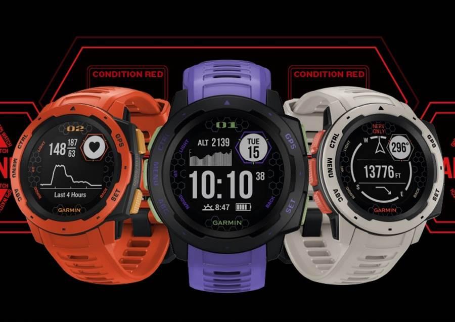 Garmin联手新世纪福音战士推出EVA联名智慧手表